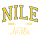 Nile Ladies Tri-Blend Wicking Draft Hoodie Tank