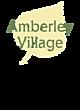 Amberley Village Embroidered Womens Half Zip Stretch Pullover