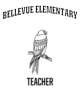 Bellevue Elementary Cutter Jersey