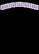 Bellevue Elementary Tri-Blend Performance Wicking T-Shirt