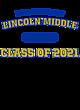 Lincoln Middle Fan Favorite Heavyweight Hooded Unisex Sweatshirt