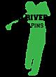 Tar River Ladies Vintage Game V-Neck Tee