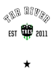 Tar River Womens Holloway Electrify V-Neck Long Sleeve