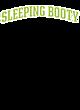 Sleeping Booty Fan Favorite Heavyweight Hooded Unisex Sweatshirt