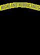 Highland Hurricanes Champion Heritage Jersey Tee