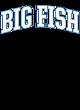 Big Fish Lake Ladies Scorecard T-Shirt