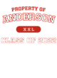 Anderson Long Sleeve Ultimate Performance T-shirt