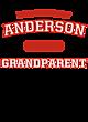 Anderson Long Sleeve Tri-Blend Wicking Raglan Tee