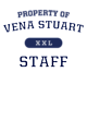 Vena Stuart Vintage Flame Tri-Blend Hooded T-Shirt