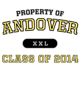 Andover Allmade Ladies' Long-Sleeve Tri-Blend Tee