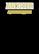 Andover Ladies Sport-Wick Heather Fleece Hooded Pullover