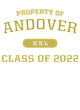 Andover Performance Blend Long Sleeve Tee