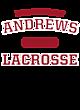 Andrews Vintage Flame Tri-Blend Hooded T-Shirt