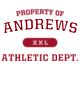 Andrews Tri-Blend Wicking Fleece Short Sleeve Hoodie