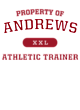 Andrews Competitor Cotton Touch Training T-Shirt