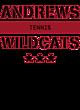 Andrews Womens Sleeveless Competitor T-shirt
