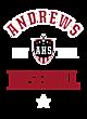 Andrews Womens Sport Tek Heavyweight Hooded Sweatshirt
