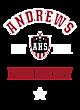 Andrews Ladies Tri-Blend Sleeveless Hoodie