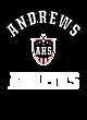 Andrews Holloway Ladies Advocate Vintage Heather Pullover