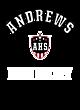 Andrews Womens Vintage Tri-Blend Hooded Pullover