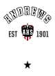 Andrews Youth Classic Fit Heavyweight T-shirt
