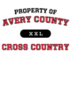 Avery County Fan Favorite Heavyweight Hooded Unisex Sweatshirt
