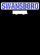 Swansboro Ladies Tri-Blend Performance T-Shirt