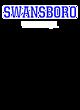 Swansboro Womens Holloway Electrify V-Neck Long Sleeve