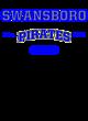 Swansboro Nike Ladies Core Cotton Long Sleeve T-Shirt