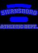 Swansboro Nike Ladies Core Cotton Scoop Neck T-Shirt