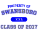 Swansboro Holloway Ladies Advocate Tank