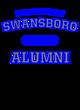 Swansboro Womens Cotton V-Neck T-shirt