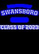 Swansboro Ladies Game Long Sleeve V-Neck Tee