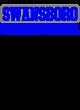 Swansboro Womens Competitor Racerback Tank