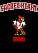 Sacred Heart Holloway Prospect Unisex Hooded Sweatshirt