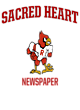 Sacred Heart Youth Ultimate Performance T-shirt