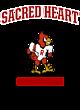 Sacred Heart Fan Favorite Heavyweight Hooded Unisex Sweatshirt