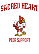 Sacred Heart Youth Classic Fit Heavyweight T-shirt
