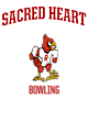 Sacred Heart Long Sleeve Competitor T-shirt