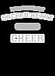 Sacred Heart Ladies Electric Heather Racerback Tank
