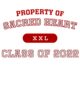 Sacred Heart Youth Baseball T-Shirt