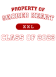 Sacred Heart Youth Long Sleeve Competitor T-shirt