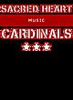 Sacred Heart Ladies Tri-Blend Wicking Tank