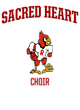 Sacred Heart Youth Attain Wicking Performance Shirt