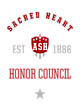 Sacred Heart Digi Camo Long Sleeve Performance T-Shirt