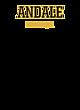 Andale Fan Favorite Heavyweight Hooded Unisex Sweatshirt