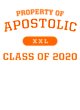Apostolic Holloway Electrify Long Sleeve Performance Shirt