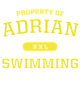 Adrian Champion Heritage Jersey Tee