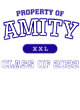 Amity Youth Long Sleeve Competitor T-shirt