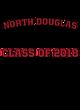 North Douglas Champion Heritage Jersey Tee